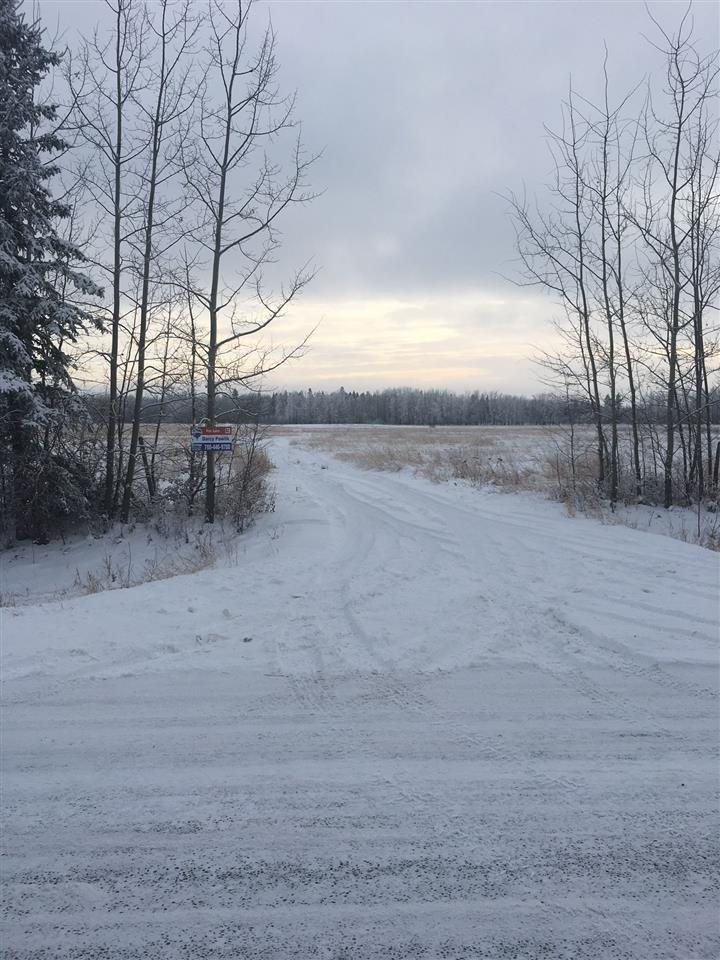 25.13 acres located on pavement on Glen Park Road by Sunnybrook.  Easy commute to Nisku, Leduc, International Airport.  Perfect place to build your new home.  Pasture for horses and other animals Power & drilled well on site.