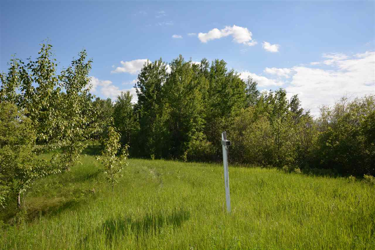 Looking for the perfect getaway? Build your dream home on this partially treed 3.25 acre lot in the subdivision of Twin Ravines. Potential for possible walk out basement. Located South West of Stony Plain. GST may be applicable. Seller financing a possibility.