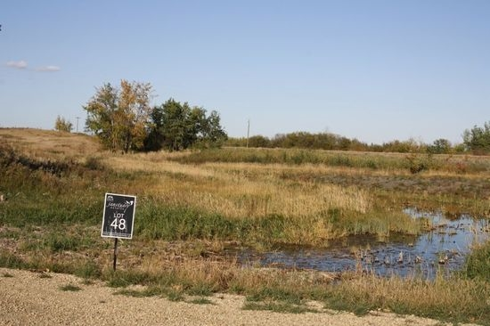 Located a short 20 minute drive east of Edmonton, along the Ministik Lake Game Bird Sanctuary this elegant development showcases the beauty of nature and surrounds you with the comforts of home.  Lot 48 has 17.87 Acres and is serviced with Power, Gas, Water Well, Graveled Driveway, Cleared and Leveled for Building site.
