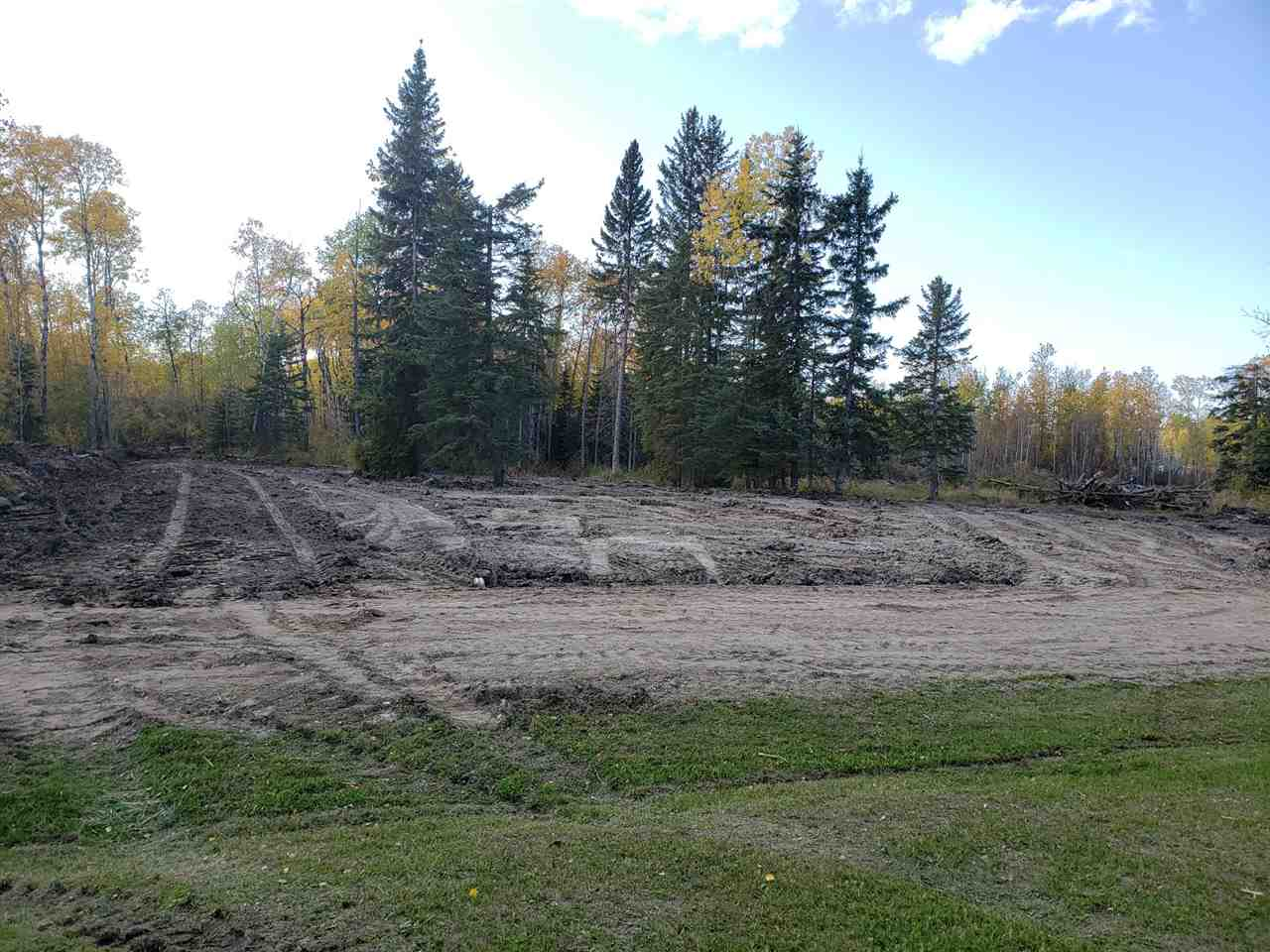 Awesome 3.58 acre lot situated just off HWY 55. Great location on the way to the oil patch, Cold Lake, and surrounding lakes. Perfect spot to build your dream home. This land is vacant, treed and un-serviced. Peace and quiet at the end of a dead end road. GST IS APPLICABLE!!!