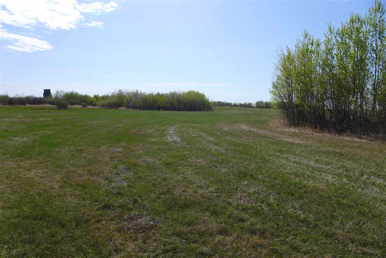 WHAT A GREAT PIECE OF LAND AND THE MANY POSSIBILITIES FOR ITS USE! This 25.29 acres fronts onto Hiway 14 and is 45 minutes from the Henday/Sherwood Park for an easy commute to the Edmonton area. The possibilities for this property: build your dream home; truckers, welders, tradesmen run your business from home; re-zone for Hiway Commercial development; have that weekend get-a-way or just own a piece of Alberta.There are several great building sites to build that dream home. AND you may be able to hook into a City water line. Don't miss this great property as these only become available once in a while. GST may be due on sale.