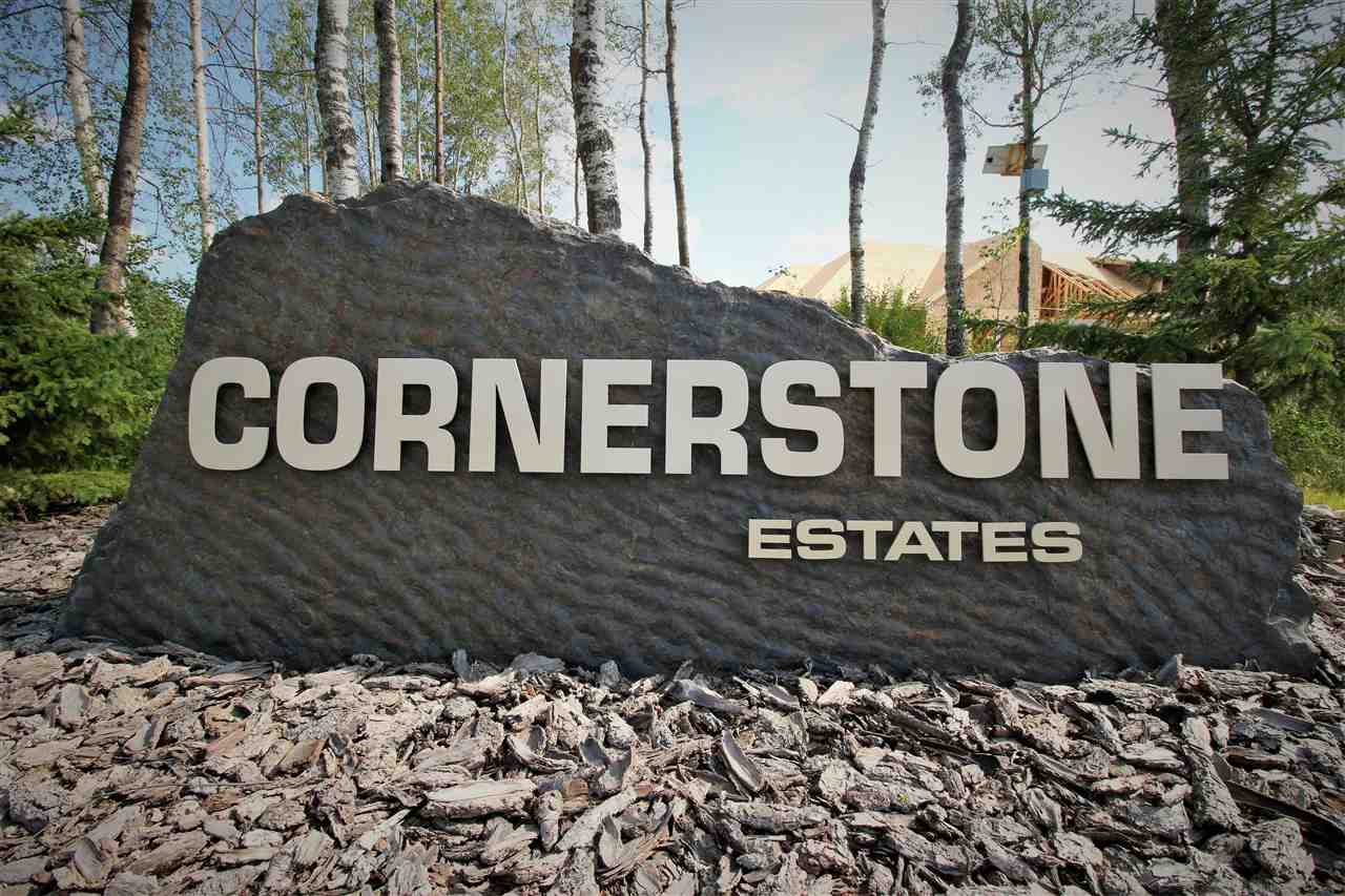 Here is your opportunity to own in Cornerstone Estates in Muir Lake Heights Phase 2! So much value is provided in lot 14! This parcel is located in one of the highest elevation points in the development and is ready for you to explore building your dream home here! The appeal of this subdivision is incredible! You will be proud to call this home with paved roads, environmental reserves at your fingertips, Muir Lake just steps away, and the incredible location to Spruce Grove and Stony Plain!