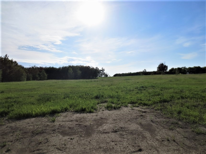 4.99 acres NOT in a subdivision in rural Beaver County. Huge open meadow with 3 sides treed! Currently in Hay. Many possible building sites with services close by. 30-45 minutes from Edmonton & Sherwood Park. Peaceful & private country living- a must see !!!