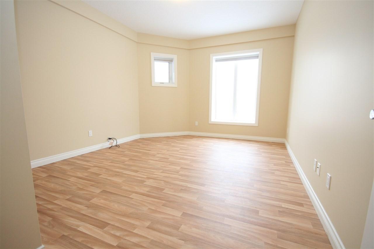 Spacious third bedroom.