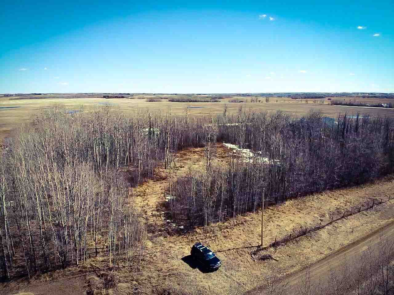 The perfect opportunity to stop dreaming and start building your dream home is right here! This property is located 5 min south of Beaumont and 20min to South Edmonton on paved roads.  2.47 acres in Leduc County that's not in a subdivision. The property is fully treed and a road and build site have been cleared with lots of options for you to layout your plans.
