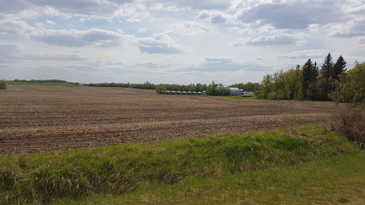 Looking for a place to build your next home....look no further. This 4 acre parcel is located 5 miles off hiway 44 about 9 miles south west of Westlock. Power and natural gas are at the property line. Westlock has all amenities including great schools, hospital, rec center/swimming pool, restaurants/shopping and the Rotary Spirit Center ( field house, arena and curling rink ).