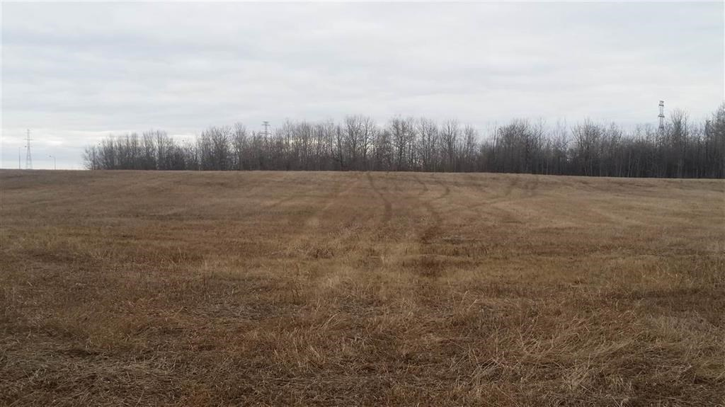 This could be the parcel of land you've been waiting for. Full 80 acre parcel that can be subdivided and its only 15 minutes north west of St.Albert.  Located on a very quiet dead end road north of highway 37 and east of highway 44. The possibilities are endless as there are not many restrictions. Perfect situation for friends or family to purchase together as a whole and subdivide later or possibly a good investment opportunity for later on. Show and sell with confidence.
