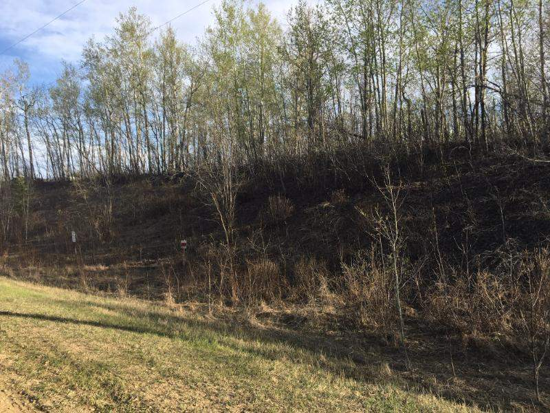 WHAT A LOCATION!!! ROLLING HILLS ON THIS 3.3 ACRE PARCEL OF LAND -BEAUTIFULLY TREED..... WITH POWER AND GAS AT THE PROPERTY LINE!!! PERFECT FOR A WALK OUT BASEMENT. EASY TO FIND JUST SOUTH OF CHIPMAN CORNER THEN WEST ON TWP 525... TO PARK GLEN ESTATES. ... PRICED TO SELL.  EASY COMMUTE TO SHERWOOD PARK... OR GO NORTH TO LAMONT... OR SOUTH TO TOFIELD..