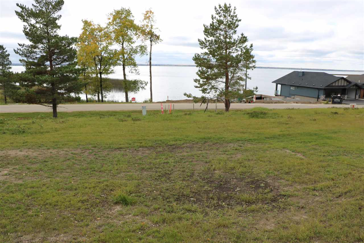 ALLTIME BEST PRICE JUST IN TIME FOR XMAS!! Amazing Lakeviews as you are almost Lakefront and Trees in behind so no rear neighbours!! Wow! Great Lakeview property for sale. So many options! You can Build your Own home or have On-site Developer build for you. Or if you are an Investor or Builder you can build an amazing spec home within this One Of A Kind community!! Amenities include Pool, Marina, clubhouse, fitness centre, beachfront park, and walking trails. Municipal water and sewer. Paved roads, RV storage.