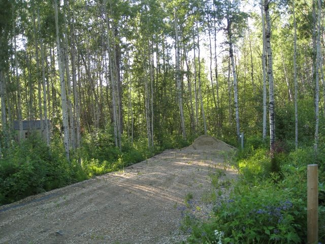 This nice & quiet RV resort is located 1 hour from Edmonton.  Has a RV pad, water, power & 750 gallon holding tank.  Clear more trees if want & build a gazebo or deck or patio.  Its your lot, you have a choice.  This is a gated community which is added security. The Condo Fees are only $1,300.00 Annually which cover Water , Sewer and Garbage. Come enjoy the wildlife & birds.  If quietness is what you want....here it is!!!  Walk the trails and enjoy all the wildlife, go canoeing or simply enjoy time around your campfire.  Come & enjoy your summer...this summer!!!