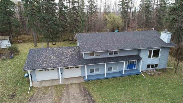 TOWERING SPRUCE TREES SURROUND THIS VERY CLEAN & UPGRADED 5 BEDROOM, 3 BATHROOM BILEVEL HOME ON A VERY PRIVATE & SECLUDED LOT. UPGRADES TO THE HOME INCLUDE SHINGLES & EAVES TROUGH 2019, HOT WATER TANK, TRIM AND BASEBOARDS, FRESH PAINT LAST YEAR, KITCHEN CABINETS & FLOORING AND NEW CARPET IN THE LOWER LEVEL IN 2018. THERE IS A GAS BBQ AND THERE IS A GAS LINE TO THE STOVE AND DRYER. ALSO BOASTS AN OVERSIZED, HEATED 26 X 26 FT GARAGE AND A SEPARATE ENTRY DOOR FROM THE LOWER LEVEL TO THE BACK YARD. A VERY NICE FAMILY HOME WITH GREAT ACCESS TO ARDROSSAN, FULTONVALE, AND SHERWOOD PARK.