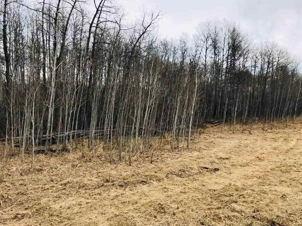 Beautiful 5+ acres of treed land with various open meadow.  Gentle sloping land which would be perfect for building a walk out basement home.  Lot will accommodate a south exposed rear yard.  You can find this amazing lot tucked away in the back of a dead end cul-de-sac.  Stony Ridge Estates subdivision is located close to Stony Plain, Spruce Grove, Onoway and Alberta Beach.  Show and sell with confidence.
