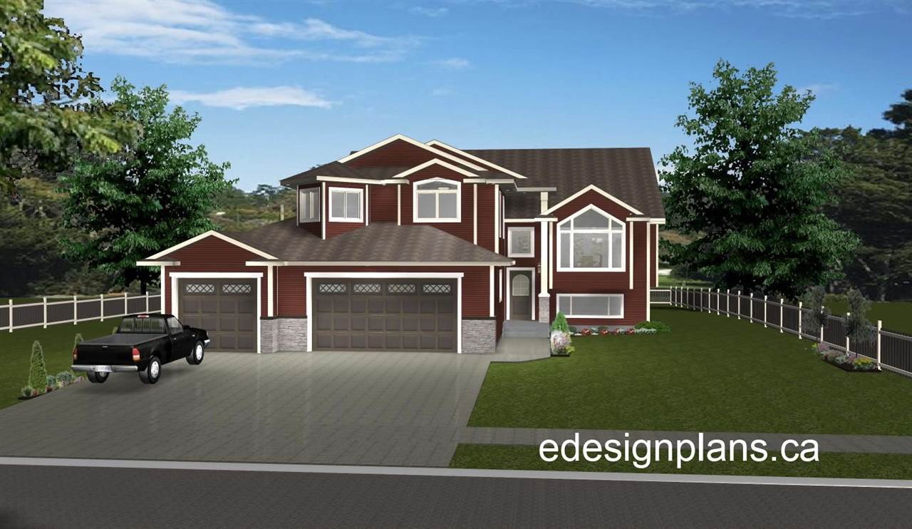 Brand new home on 2.03 Acres in the Meadows of Rosenthal, just minutes from Stony Plain.   PAVED SUBDIVISION with underground power and architectural controls.  1,714sq.ft Bi-level with VAULTED CEILING, VINYL PLANK FLOORING, OPEN CONCEPT LIVING AREA, FINISHED BASEMENT and TRIPLE ATTACHED GARAGE!  3+1 BEDROOMS, 3 BATHROOMS.  Customize to your taste! Home to be started upon confirmation of sale. Great opportunity to build without paying for the land until completion!  Other plans available, built to suit.  $5,000 credit for appliances.  Buy before Christmas and get FREE Air Conditioning!!! Lot #14 also available.