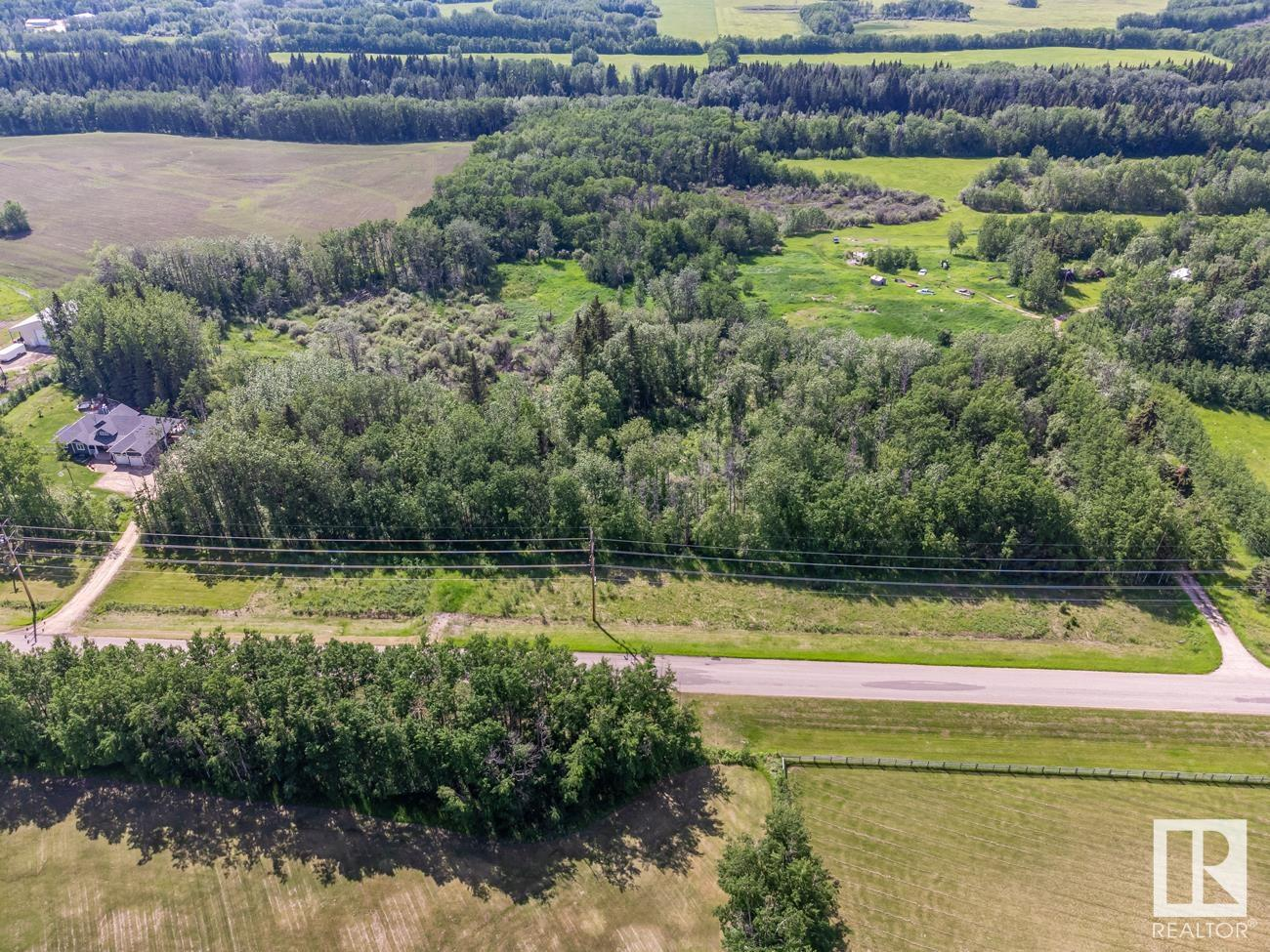 Welcome to Riverhurst Community! This awesome treed 3.34 acres is situated 2.5 km North of Riverhurst Hall and Highway 55.  Build your home amongst the trees and enjoy the privacy.  Close proximity to the back road for easy commutes into Cold Lake North on (Twp Rd 634) or the back gate entering the base on (897).  Enjoy the surrounding lakes for fishing and summer fun. Services are at the property line and GST may be applicable.