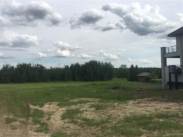 Pinnacle Ridge Estates walkout lot over a half acre backing onto the Sturgeon River!! Fully serviced with City water and sewer, minutes to Edmonton and St Albert and easy access to Anthony Henday, perfect for your new dream home!