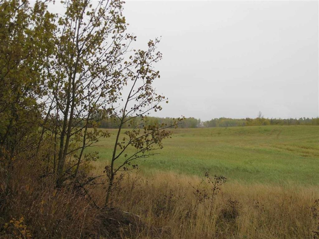 This 79.89 Acres of great pasture land with gently rolling hills. This is a perfect place to start your Hobby Farm and build your home. Located only about 15 kms North of Onoway.