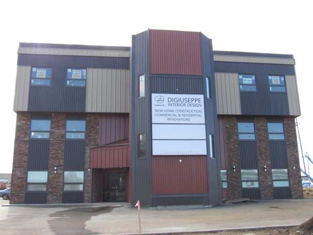 Bright second floor office space in new building with elevator. Design your new space - could be one space of 2170 sq ft or 2 smaller spaces. Lots of windows. Easy and quick access to Anthony Henday Drive.