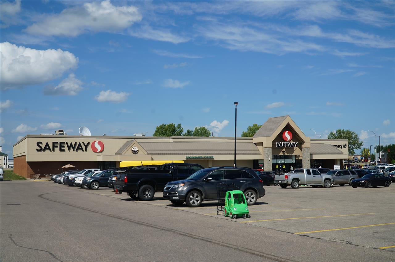 Sunrise Village Plaza in Stony Plain in now available for lease. Sunrise Village Plaza is just off Highway 16A and across the street from the regional hospital. We are presently offering 2 bays in our first phase and 4 in our newest phase. Our sizes range from: Unit 110-1,089 sq.ft, Unit 160-1,218 sq.ft. Ideal for medical, professional, coffee shops, nail salons, restaurants and other retail businesses looking to grow or increase your presence in this high traffic location. Major anchors include: Shoppers Drug Mart, Safeway w/Starbucks, Original Joes, Edo Japan, Scotia Bank and more. Ample parking & signage! Lease rates from $23/ft NNN with operating costs of $10.94/ft. Exceptional new tenant incentives offered.