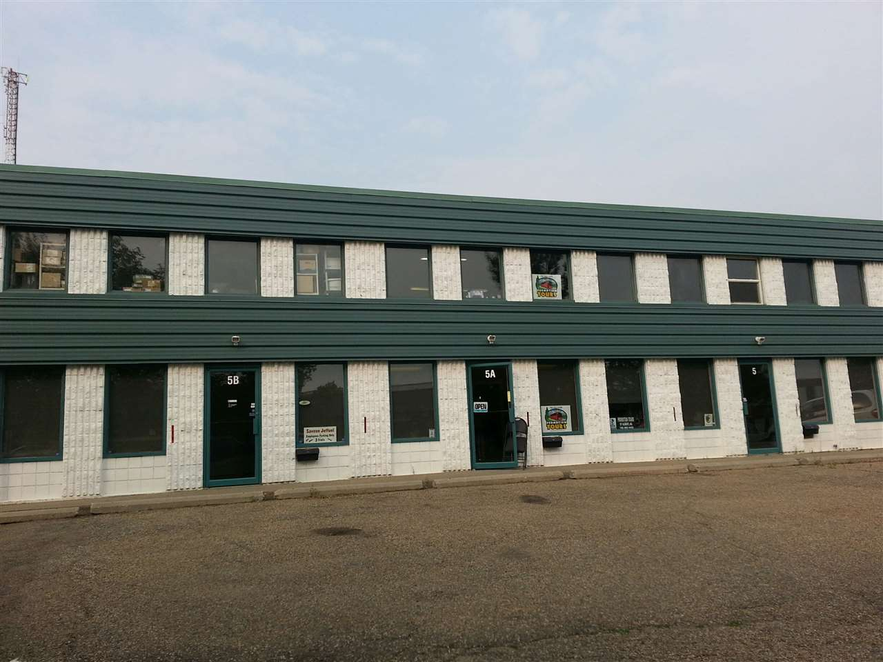 New roof in 2016 & numerous upgrades.  Free standing building - 3 warehouse bays with office & mezzanines.  3 overhead doors - 12' each bay is 1750 sq.ft.  Ideal for owner occupant or investor.  Great access to Anthony Henday at Ray Gibbon Drive.