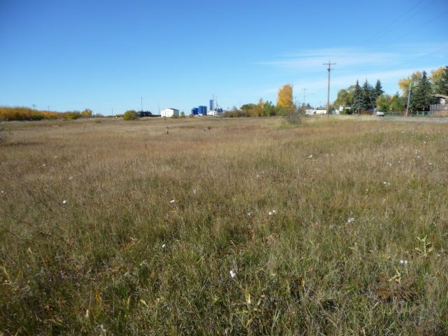 48-49 st & 50 Ave Ryley.  1.26 Acres bare land lot containing 54885.6 sq.ft. zoned C2.  Great location with excellent exposure in a high traffic area within the community of Ryley.