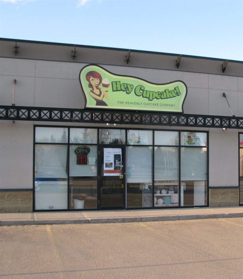 """""""CUPCAKES!"""" Exciting Barkery Business specializing in cupcakes/cakes and more...If your passionate about baking, customer service and owning your own business this """"Hey Cupcake"""" is what you are looking for!! Located in a prime retail space on Baseline Road. This turnkey operation is just that....ready for you to get in, get going and take this established business to the next level.  It's all hear ready to go. Weddings, Birthdays, Grads await your tasty creations!!"""