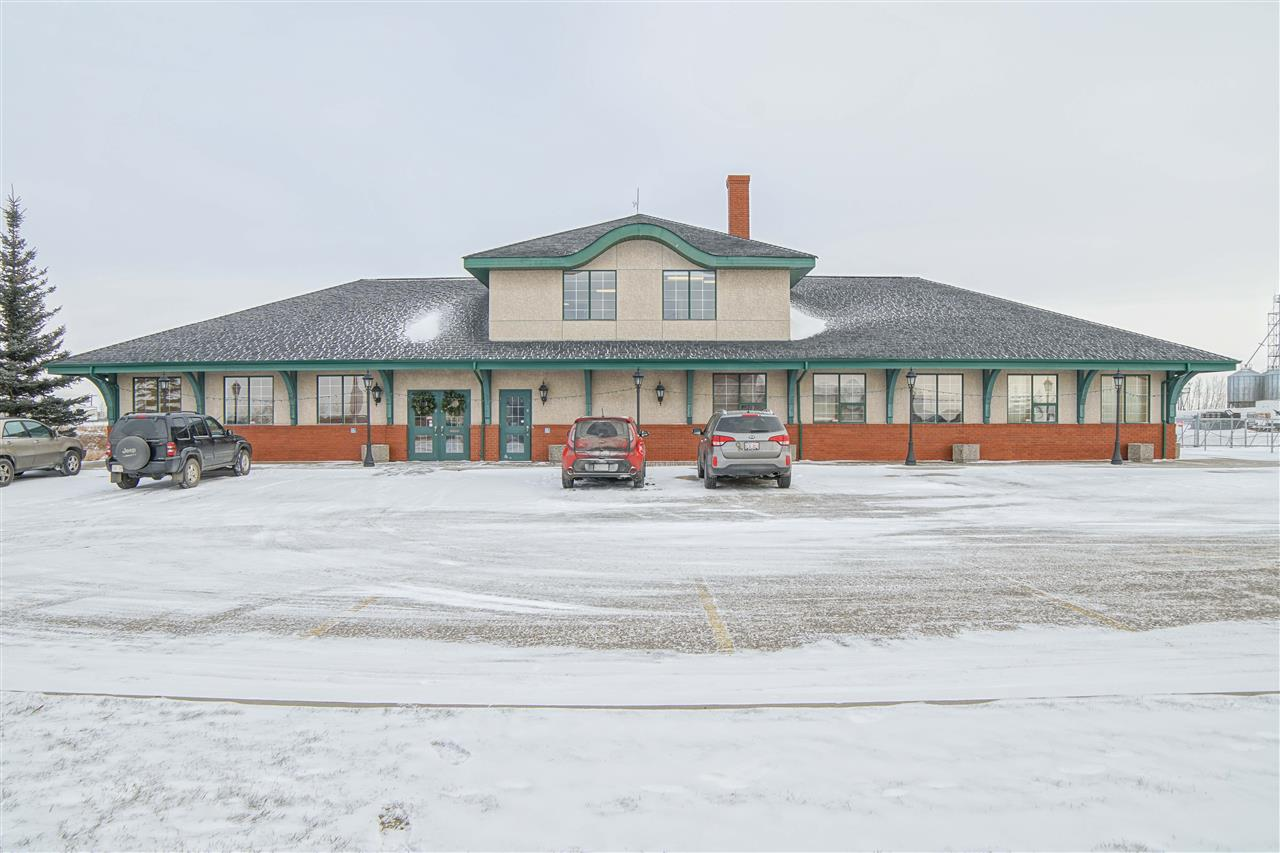 Perfect, high visibility 2nd floor office location, located in the Leduc Industrial area. Clean, well maintained, flexible floor plan ideal for a variety of professional office uses. The lease space also includes access to a larger main floor boardroom, ample parking, and optional pylon signage.