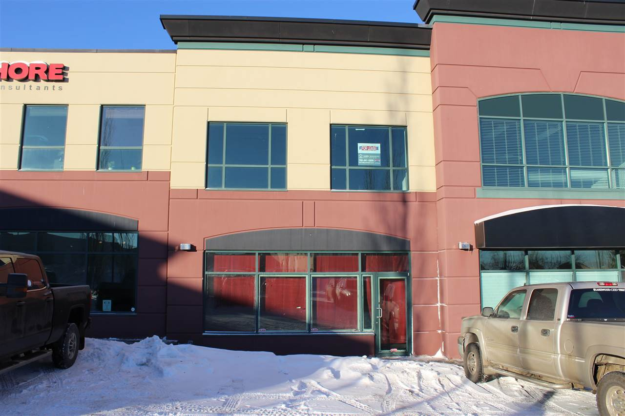 """"""" Kaska Centre """"   Fantastic 2453 sq Ft Office/ Warehouse Bay ready for your business.  Features 1686 sq ft main floor with 783 sq ft under mezzanine, 891 Sq ft Warehouse with a 12 x 14 OHD, and 783 sq ft  concrete mezzanine .  Landlord will finish to suit your business or lease in the Raw state"""