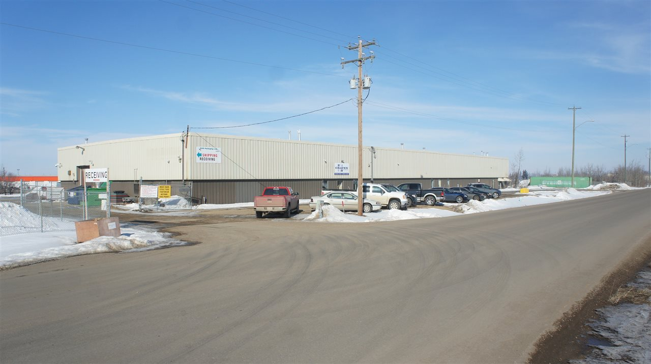 18,000 sf metal/steel 3- bay building on 3.61 acres of IND (General Industrial) land.  18' ceiling height to roof deck, 14' clearance under super steel roof support structure.  3 -12'x16' grade doors and 3 - 10'x12' grade doors  Well compacted gravel yard, dual access to yard. Current tenant occupies the entire building but the layout would provide the opportunity to demise into three individual bays with their own office areas.   Bays are typically 75'W x 80'L.  Current tenant may be willing to stay in smaller space but can vacate on 90 days notice.