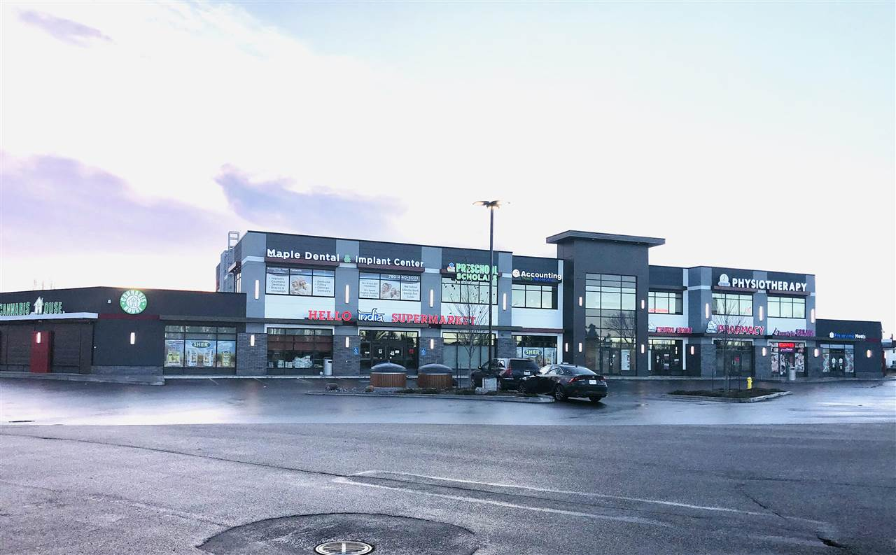 WELCOME to SILVERBERRY LANDING (Millwoods). 90% LEASED!! SECOND FLOOR -FINAL UNIT REMAINING (900 sq,ft.)  (Lease Rate $27/sq.ft. Triple Net.) POSSESSION READY. Zoned (CNC). Located in a High Density, Established South-East Location at 34th Ave & 34th St. Super Quick Access to Whitemud Freeway and Anthony Henday. Building & Pylon Signage Available. Lots of Parking.