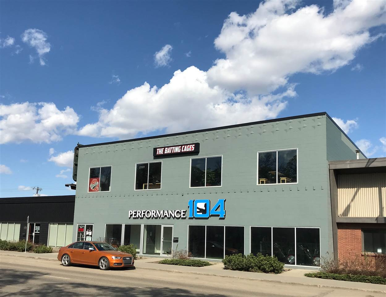 10,560 sq ft, two storey freestanding building fronting Calgary Trail. Rental Income from second floor tenant and out front media sign. Extensively upgraded with new tenant improvements on both main and second floor, new roof, new windows, new mechanical systems and recently painted exterior.