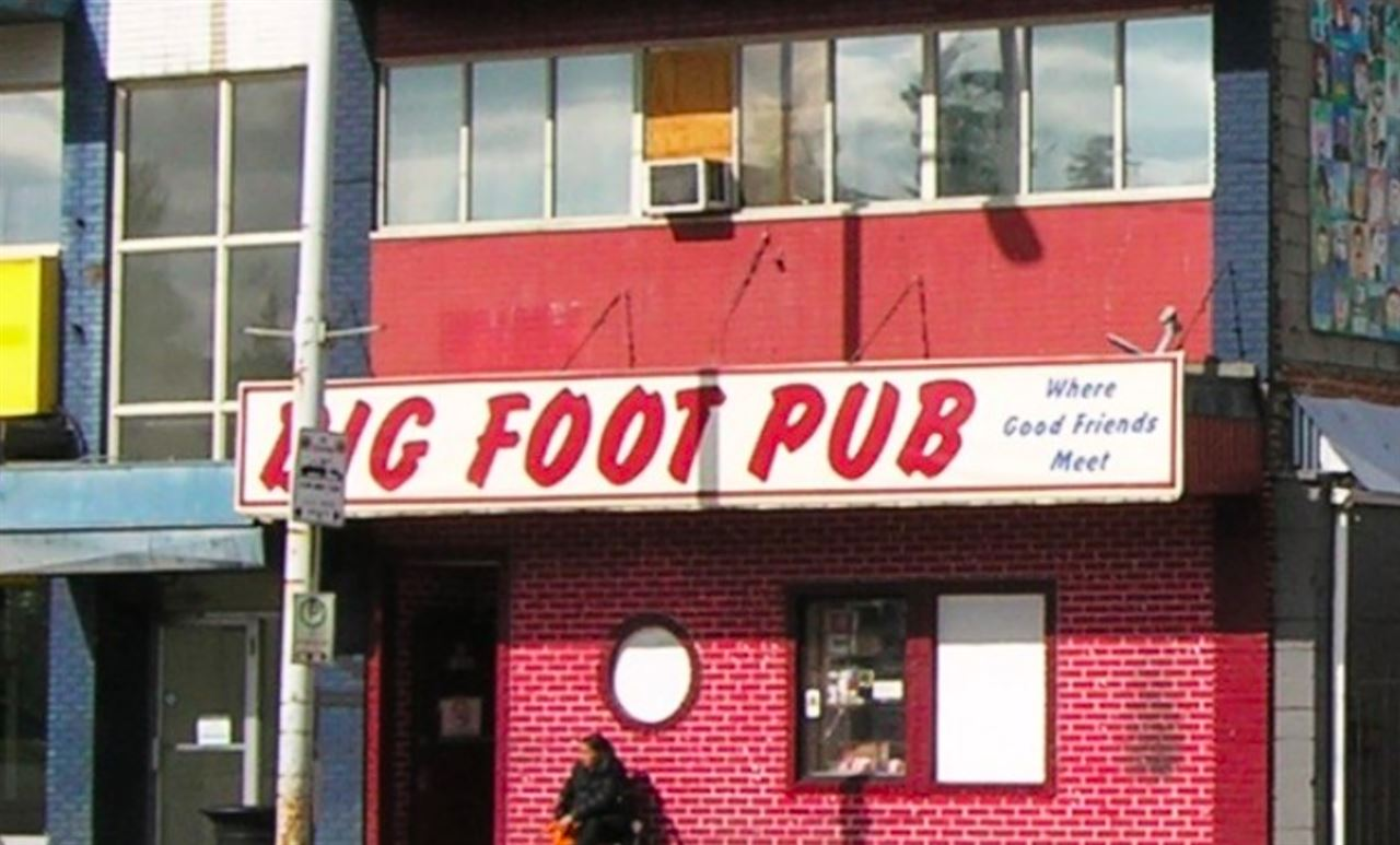 Established neighborhood pub for over 25 years. Over 2400 sq ft. Rent $4410 included all utilities , 4 VLT's. 2 pool tables, ATM and Korokee machine
