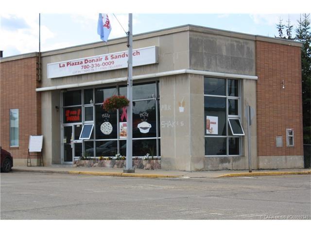 Well established, family run, pizza and donair restaurant in great location on main street, Viking. With regular customer base from the hospital, school, local business and residential, this turn-key business is ready for your personal touch. Quick possession is available for you to run your own business in a supportive community. Current owners are willing to assist and train new buyer.