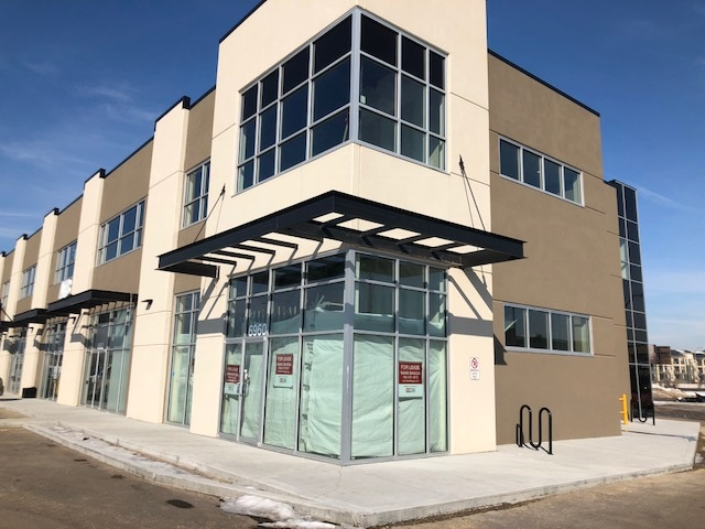 """YOUR BUSINESS BELONGS AT REGENCY PLAZA! Brand new 1507 sq ft Retail/Office development on the corner of Argyll Road & 76 Avenue. Only steps away from the Argyll Casino & ATB Bank. This main floor corner unit features two exterior access points, abundant natural light and high exposure. Space comes with a rooftop HVAC unit ready for distribution. 120/208 volt, 3 phase power panel and full sprinkler system. There is 100 scramble parking stalls on site. Amazing LOCATION ready to move in at any time. ONCE YOU SEE IT YOU""""LL NEVER ALLOW SOMEONE ELSE TO LEASE IT!"""