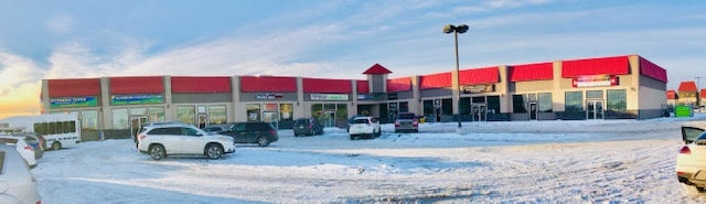 FOR LEASE! Welcome to Montrose Village. High Exposure Prime Retail END CAP Condo Bay (1,772 s.f.) Available Immediately & Exclusively Positioned in the Heart of Beaumont just north of Hwy 625 & 60th Street. Just opposite Ecole Champs - K-9 Vallee School. C2 Commercial Zoning. (Multiple Uses) Lease Rate starting at $18/s.f. Common Area Cost Approx $8 s/f. FREE RENT, FREE FIXTURING OFFERED Ample Parking, Building & Pylon Signage Available.  Stats for Beaumont - Population 19,236 (2019), Average Family Income $123,815, 2.2% increase from 2018. Quick Access to Highway 625 & 50th Street. Come Join Our Community.