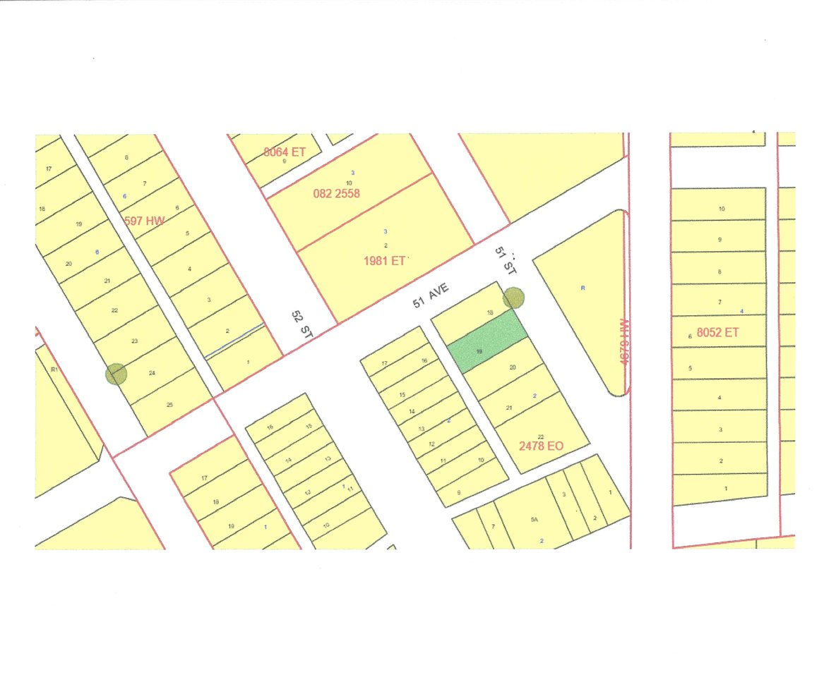 Lot 19 vacant commercial lot 50' x 120'. Municipal services at property line. Adjacent lot of same size also available. The Village of Warburg is centrally located about 30 minutes from Leduc, Drayton Valley, Stony Plain, Nisku, the Edmonton International Airport, and 15 minutes from Pigeon Lake and Genesee Power Plant.