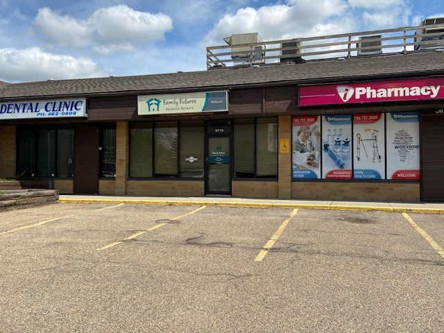 1198 sq ft, more or less, available immediately for lease.  Great location, steps away from Millwoods Town Centre, located on NW corner of 57 Street & 19A Ave NW in Meyokumin Shopping Centre.  Excellent location for lawyer, insurance, real estate and for any other businesses!  Convenient location.