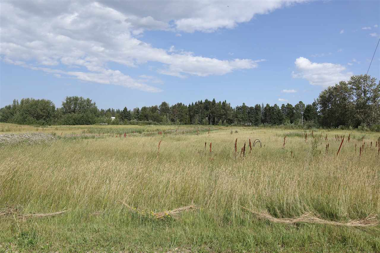 2.39 acres industrial commercial lot located at the north end of Thorsby.  Very visible Highway 39 exposure with high traffic count.  Prime Highway 39 exposure.