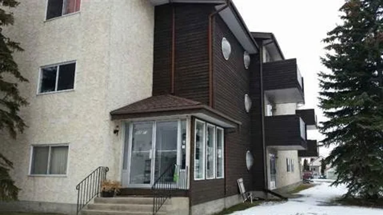 Leduc is positioned to capitalize on the proposed and current Development at the Airport Lands, surrounding area and Leduc proper. Great investment potential with this 17 unit building circa 1979 with a good mix of 6 two bedroom and 11 one bedroom units with all units above grade. The units are spacious and bright, with either a balcony or a patio and have had numerous upgrades. Seller has undertaken many capital improvements which is reflected in operating costs including and not limited to balconies, balcony railings, balcony doors and mechanical. The roof is pitched and shingled. Just a few minutes to the Airport, Nisku and Edmonton.