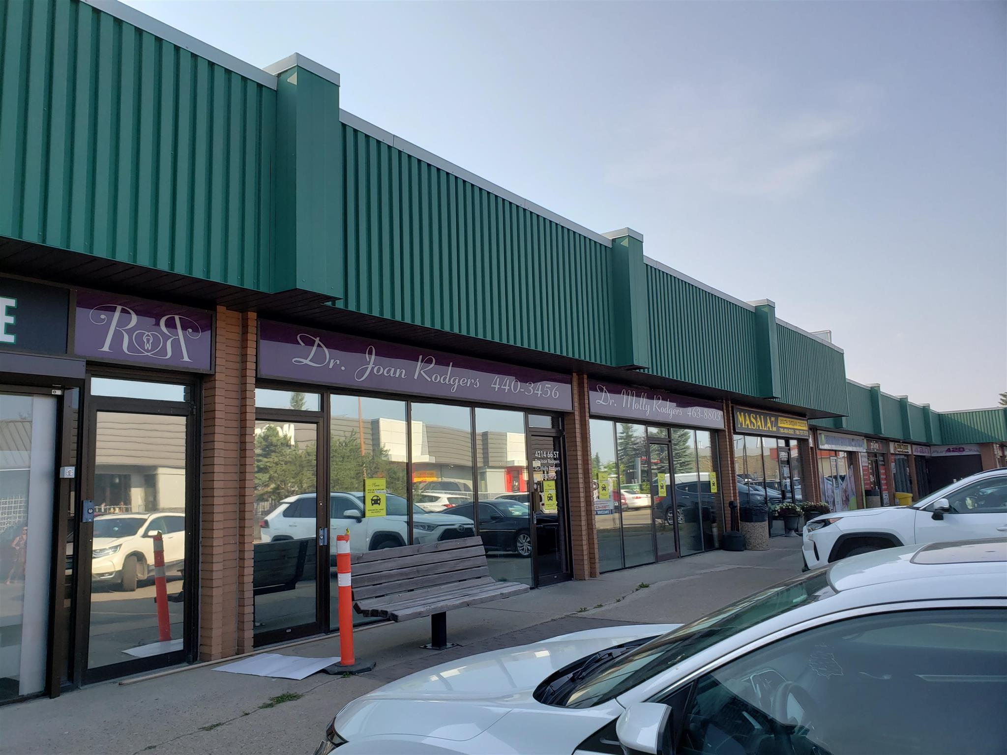 Investment opportunity in a vibrant strip plaza (PLAZA 66) anchored by McDonalds. Valley Line LRT runs by the plaza and stops within 5 mins walking distance. 2,860 SF bay. Very stable tenant. Good upside potential.