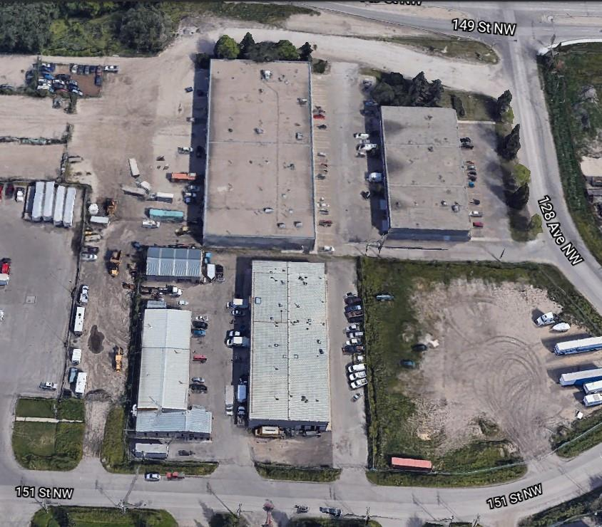 Are you looking for a free standing building (s) with a secured gated yard? This super great west end location is located just north of the yellow head trail and has easy access to Anthony Henday. The main office and warehouse is 8000 sq. ft. 1816 sq. ft of show room and office space and 6100 sq. ft of warehouse space. Warehouse has 2 overhead doors, radiant heat etc. The second shop/warehouse is 2174 sq. ft with radiant heat and 2 overhead doors. Show and sell with confidence.