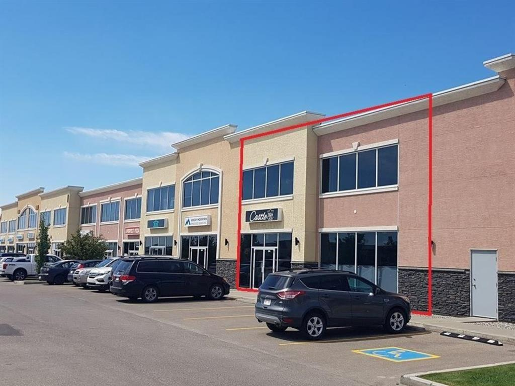 VACANT!!! This is a great opportunity to own an industrial bay in Kingsview Industrial Park! ROOF TOP HVAC that is run by condo association, 20 foot ceilings at the back of the bay and 22 foot ceilings at the front. 12 foot door at the rear for receiving. Call lister for details!