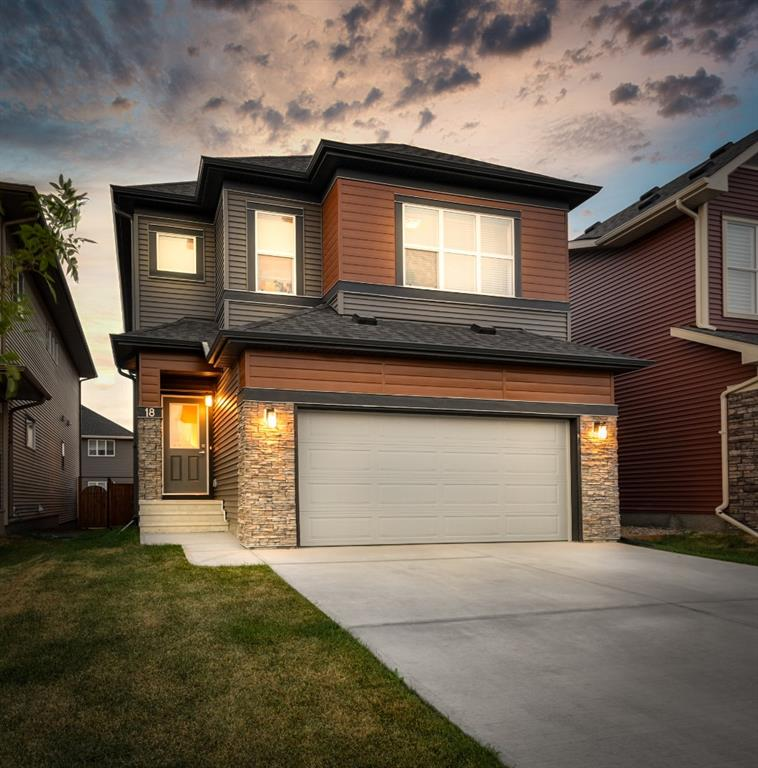 THIS IS A STUNNING HOME LOCATED IN THE HEART OF POPULAR SAVANNA. ONE OF THE MOST SOUGHT AFTER AREAS IN CALGARY. OVER 2500 SQ.FT OF DEVELOPED LIVING AREA. PRESENTING THIS BEAUTIFUL HOME, PRIDE OF OWNERSHIP THIS HOME HAS LOADS OF UPGRADES. LET?S START OUT WITH THE GOURMET KITCHEN WITH ISLAND AND BUILT-IN MICROWACE/WALL OVEN, SS FRIDGE, SS DISHWASHER, GAS STOVE WITH CHIMNEY HOODFAN. THIS HOME FEATURES TWO MASTER BEDROOMS, TOTAL OF FOUR BEDROOMS, MAIN FLOOR FAMILY ROOM WITH FIREPLACE & A MAIN FLOOR LIVING ROOM, A HUGE BONUS ROOM, 3.5 BATHROOMS, DOUBLE ATTACHED GARAGE, BEAUTIFULLY LANDSACPED YARD. CALL FOR YOUR PRIVATE VIEWING TODAY.