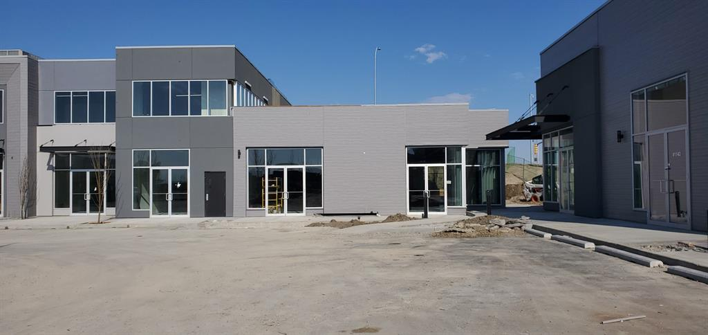 Rare opportunity to open a Medical / walk in clinic in an exclusive area and busy intersection. Brand new building and high visibility on  Metis Trail. Huge catchment areas like savanna, citiscape, skyview and red stone. Exclusivity for walkin clinic registered on the title. Attached with pharmacy and great business support from pharmacy. Open to lease as much square footage as required.