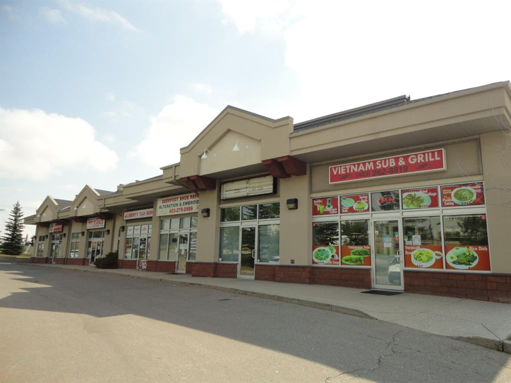 EXCELLENT LOCATION BUSY STREET AT COUNTRY HILLS, 1170 sq.ft., RETAIL SPACE LEASING OPPORTUNITY FOR MEDICAL DOCTORS, PHARMACY, MASSAGE THERAPISTS, BEAUTY SALON, RESTAURANT, OFFICE & ECT.
