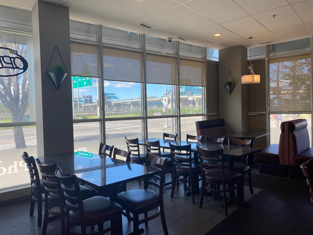 Great location ! Well established Vietnamese Cuisine Restaurant located prime Brentwood Shopping Center. Walking distance to U of C and LRT. 2400 sq,ft, 75 seating, lease has 8 years remaining plus option to renewal. Full commercial kitchen with walk-in Cooler & Freeze, fully licensed. Turn-key is great for family operation and has great growth potential, it could be conversion to different foods and concept with landlord approval. Please be respectful, do not approach staff, all tours by appointment only. Thanks !