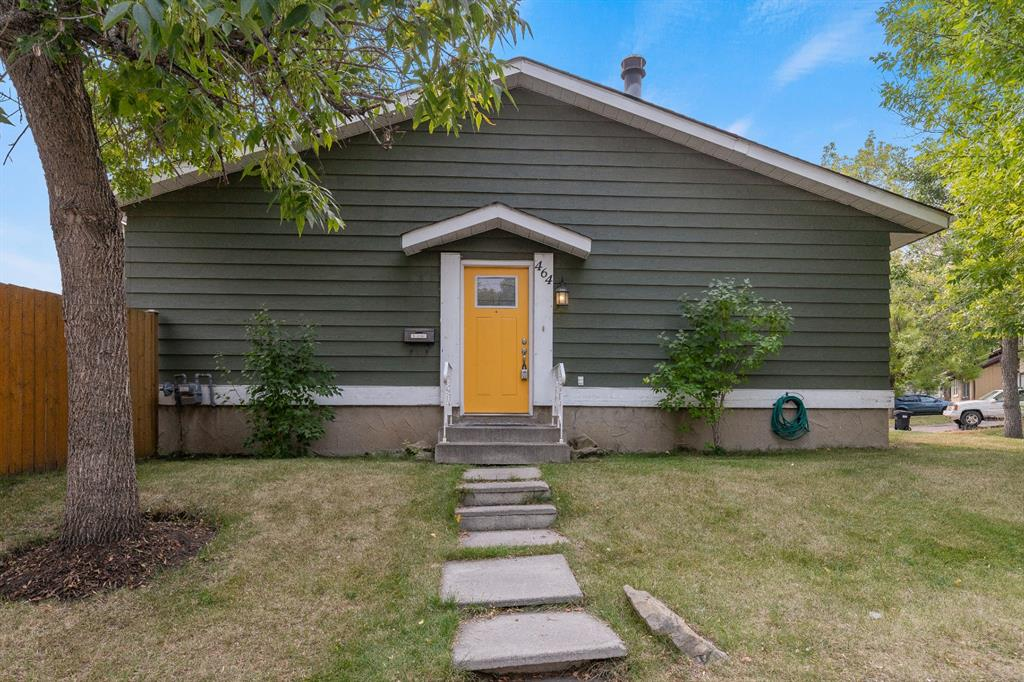 **$10K Price Reduction!!** FIRST TIME HOME BUYERS and/or INVESTORS! Welcome to this very clean, very well-taken care of, newly carpeted, fully-developed bungalow in Whitehorn with a total of 1576 sqft living space and a BRAND NEW ROOF (September 2020). Enter into your bright, wide open living area, and continue to your kitchen with black appliances, plenty of storage, an eating nook, and access to the backyard. Getting to your main floor master bedroom, second bedroom, and first full 4-piece bath is easy with no stairs to climb. Downstairs is your laundry room, second full bath, the third bedroom (which is perfect for a teenager, a tenant, or could easily be a Master, if you wish), another living area with a beautiful wood burning fireplace, and space to potentially add a future KITCHEN. Lastly, in your fully fenced backyard is the sunny, east-facing deck, and private access to your DOUBLE GARAGE. Being walking distance to MULTIPLE SCHOOLS, another elementary TLC program in Whitehorn, plenty of nearby amenities, numerous bus routes, and the Whitehorn LRT station makes this home perfect for a first time home owner, downsizers, or as an investment property.