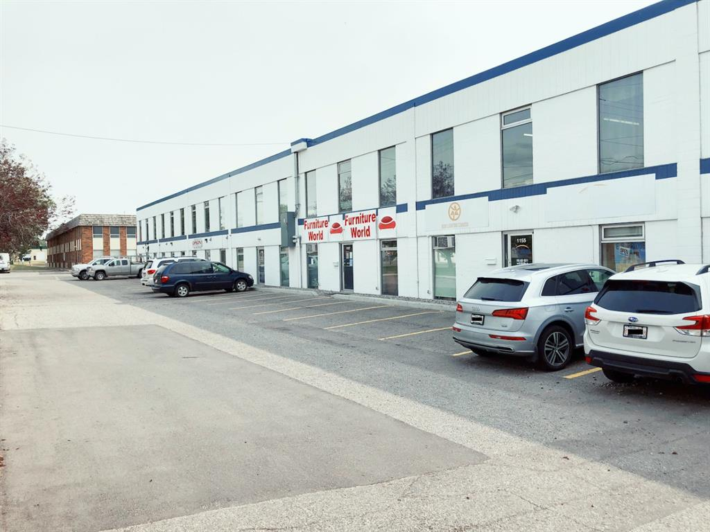 Location has quick access to Deerfoot Trail, McKnight Blvd & 32end Ave. Two units available for sublease, newly renovated, 4 years left, 20 ft clear ceiling height, option to renew. Unit 1153 is about 4,109 Sq.f.t made up of approximately 1,033 sq.ft. of office space and 3,076 sq.ft. of warehouse space, bonus of 1,040 sq.ft. of mezzanine storage at no additional charge, 200AMPS, 1 Dock loading. Unit 1155 is about 4,111 Sq.f.t made up of approximately 1,029 sq.ft. of office space and 3,082 sq.ft. of warehouse space, bonus of 1,057 sq.ft. of mezzanine storage at no additional charge, 100AMPS, 1 Dock loading. $9.5/sf net, op cost $6.58/sf. ALL SHOWING IS TO BE WITH REALTOR, DO NOT APPROACH STAFF OR OWNER!
