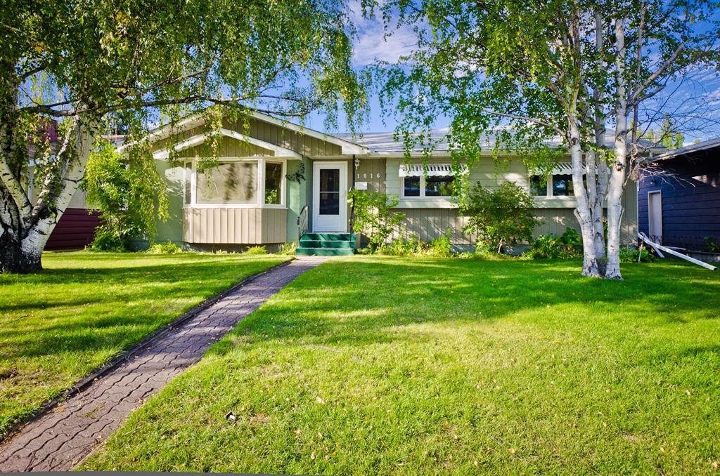 WOW!! What a LOCATION! What a LOT 60' X 105' ! What a  BEAUTIFULLY MAINTAINED, by it's current owner since 1961, home! You really don't want to miss viewing this immaculately kept home on a terrific street in Chinook Park.  From the moment you arrive you know that you are home. The main floor of this 1324 sq ft bungalow features: extensive hardwood flooring;  central air-conditioning;  a large living room with a great bay window seat; a very nice dining room, perfect for family gatherings, overlooking the backyard; a kitchen with lots of cabinet and counter space as well as a breakfast nook; 3 bedrooms including a large master suite with a 3 piece ensuite bathroom; a 4 piece main bathroom. The lower level features:  a very large family room, with a dry bar, providing lots of opportunity for the kids to roam; a  large 4th bedroom with a 3 piece ensuite bathroom; a den ; a laundry area with oodles of storage space.  The large and peaceful backyard is the perfect place to relax and unwind at the end of a busy day.  This is just one of those terrific homes that you don't want to miss - minutes to schools, shopping, public transit, Rockyview Hospital and transportation corridors - it can't be beat. Don't miss it!!