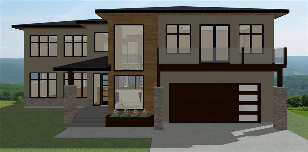 CUSTOM BUILT HOME by AWARD WINNING ULTIMATE HOMES & RENOVATIONS. This home can be completely custom built & designed to your preference! This lot is perfect for a 2 story (or bungalow) with a triple attached garage and large yard! Located in the highly sought after area of KELVIN GROVE, you will be minutes from Rockyview Hospital & downtown. Please check out 6908 Kent Place (next door) to see everything that Ultimate has to offer.