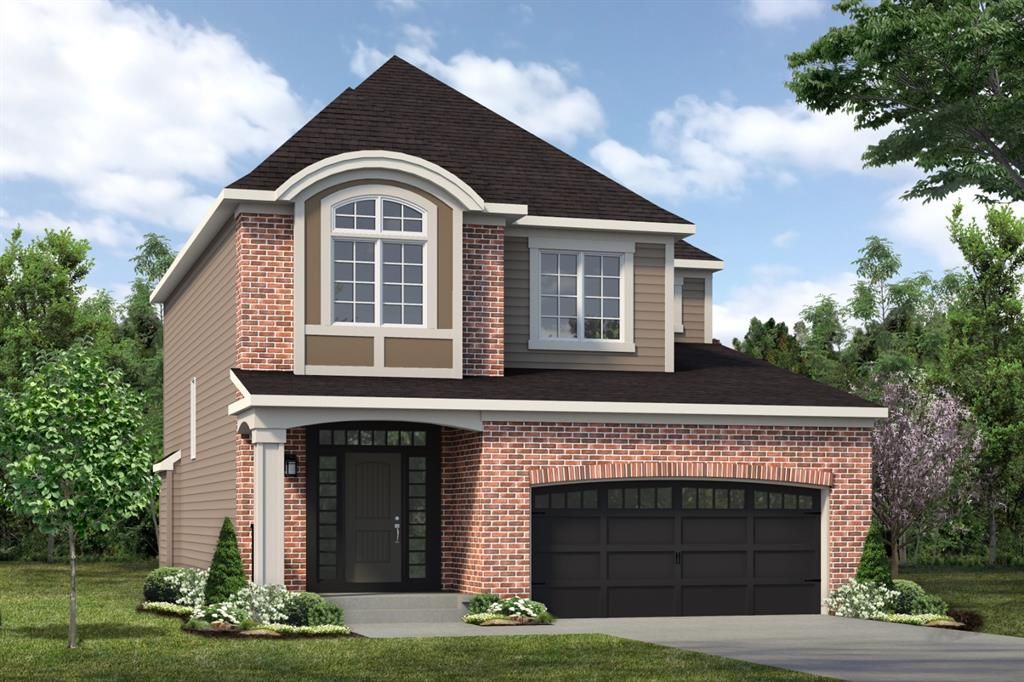 This Riedel Model by Mattamy showcases the perfectly laid out open concept floor plan. The main floor features the family room, kitchen and breakfast nook overlooking one another in an open concept arrangement. The kitchen enjoys the convenience of walk-through pantry adjacent to the mudroom to the double attached garage. The family room is a cozy place to relax with a fireplace and large windows on the back. Upstairs, you will find the owner's retreat with its 5pc ensuite Bath Oasis and ample walk-in closet. There are 2 more spacious bedrooms, a 4pc bathroom to share, a Bonus Room  and laundry room as well on this level. Photos and virtual tour are of similar floor plan. Design, selections and  finishings may not be exactly as shown. The builder is offering $40,000.00 as the Design Studio Credit.